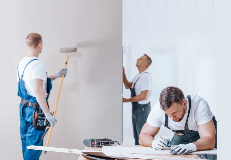 What type of services can I get from any commercial painting company & where can I get best commercial painting service in Melbourne?