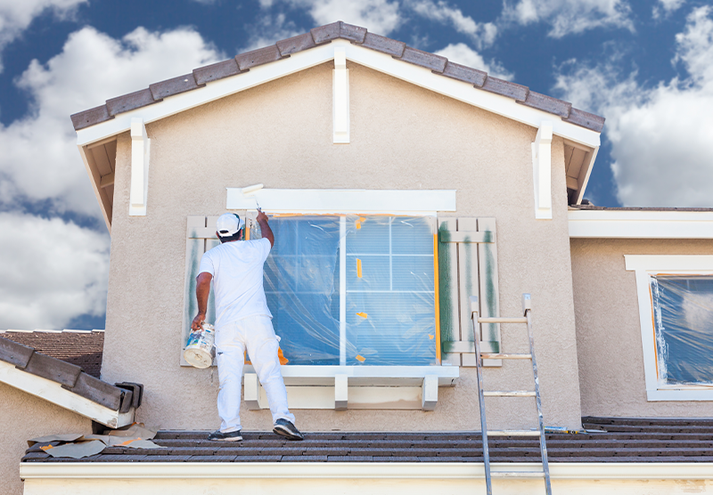 6 Factors to Consider When Choosing Residential Painting Contractors