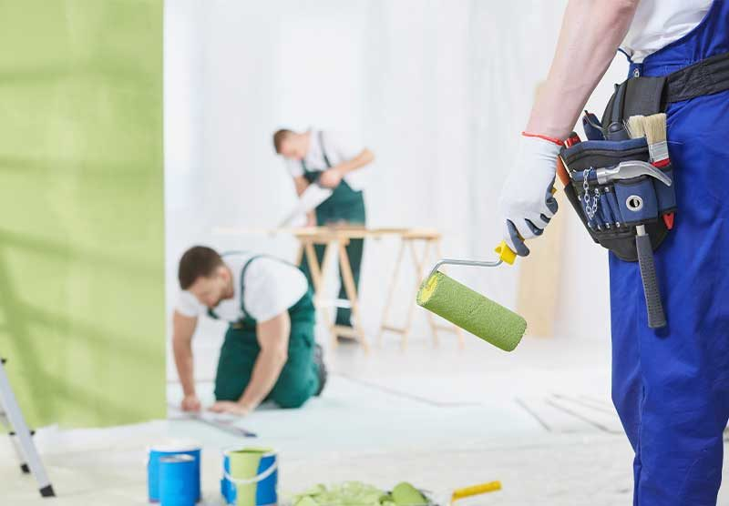 5 Things to Consider Before Hiring a Painting Contractor