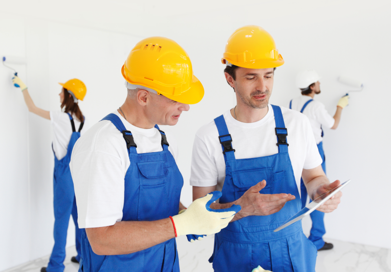 Benefits of Hiring Residential Painters